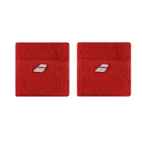 Напульсник Babolat Wristband 5US17261 x2 Red
