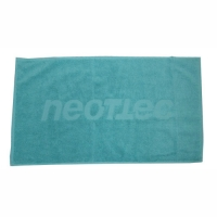 Полотенце Neottec LOGO 40x70 Green