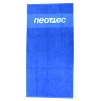 Полотенце Neottec LOGO 50x100 Blue