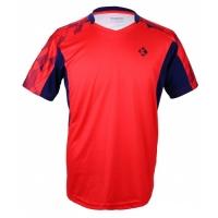 Футболка Kumpoo T-shirt KW-7101 Red