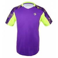 Футболка Kumpoo T-shirt KW-7101 Purple