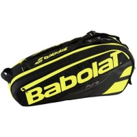 Чехол 4-6 ракеток Babolat Pure 751135 Black/Yellow
