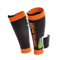 Гетры Compressport R2 US Black
