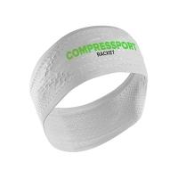 Повязка Compressport Headband White
