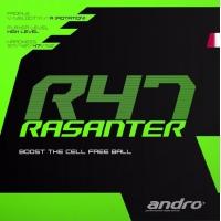 Накладка для настольного тенниса ANDRO Rasanter R47