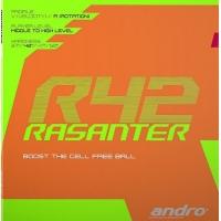 Накладка для настольного тенниса ANDRO Rasanter R42
