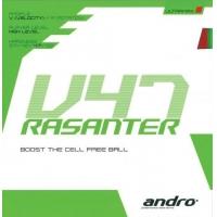 Накладка для настольного тенниса ANDRO Rasanter V47