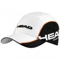 Кепка Head Tour Team Functional Cap White/Black