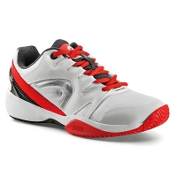 Кроссовки Head Junior NZZZO 275117 White/Red