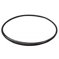 Ожерелье спортивное Phiten Rakuwa S Slash TG7130 Black/Grey