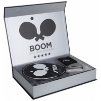 Набор для настольного тенниса Stiga Boom Silver 5*