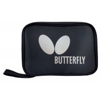 Чехол для ракеток Butterfly Square Single Logo Case Black