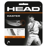 Струна для тенниса Head 12m Master Prepacked White
