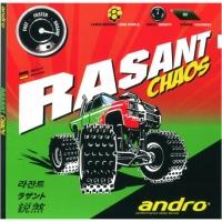 Накладка для настольного тенниса ANDRO Rasant Chaos
