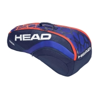 Чехол 4-6 ракеток Head Radical Combi 283368 Blue/Orange