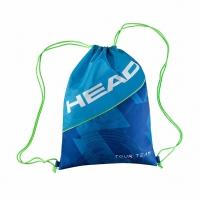 Сумка для обуви Head Tour Team Shoe Sack 283517 Blue/Cyan