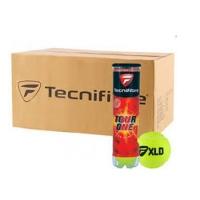 Мячи для большого тенниса Tecnifibre Tour One 3b Box x108