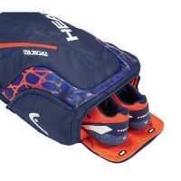 Рюкзак Head Rebel Backpack 283378 Blue/Orange