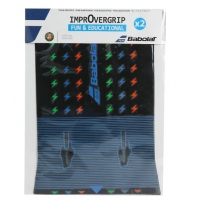 Грип Babolat Grip Improver x2 653046 Black/Blue