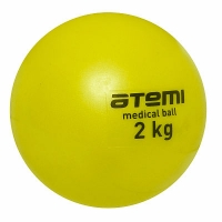 Медицинбол 2kg ATB02 ATEMI