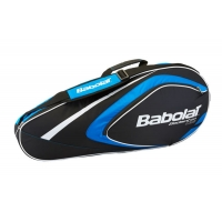 Чехол 1-3 ракетки Babolat Club Badminton 751113 Black/Blue