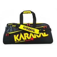 Чехол 4-6 ракеток Karakal Pro Tour Super KZ 992 Black/Yellow