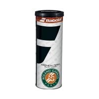 Мячи для большого тенниса Babolat French Open Clay 3b Box x90 501040