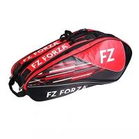 Чехол 4-6 ракеток FZ Forza Carlon Red/Black