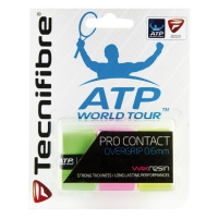 Овергрип Tecnifibre Overgrip Pro Contact x3 52ATPCONAS Assorted