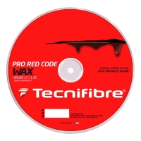 Струна для тенниса Tecnifibre 200m Pro Redcode Wax 04RPRCW Red