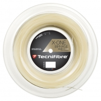 Струна для тенниса Tecnifibre 200m X-One Biphase 01RXON Natural