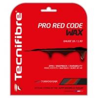 Струна для тенниса Tecnifibre 12m Pro Redcode Wax Red