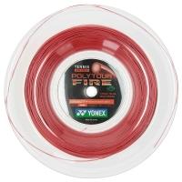 Струна для тенниса Yonex 200m Polytour Fire Red