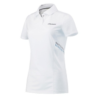 Поло Head Polo Shirt W Club Technical 814747 White/Blue