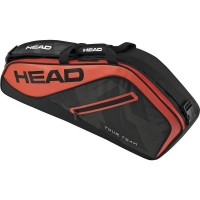 Чехол 1-3 ракетки Head Tour Team 3R Pro (283467) Black/Red
