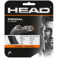 Струна для тенниса Head 12m Primal 281017 Anthracite