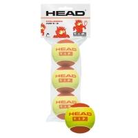 Мячи для большого тенниса Head Red Foam Tip 3b Box x48