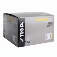 Мячи для настольного тенниса Stiga Training ABS x100 White