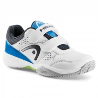 Кроссовки Head Junior Nitro Velcro Kids 275207 White/Blue