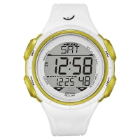 Часы Head Slalom HE-100-03 White/Gold