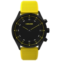 Умные часы Head Advantage HE-002-05 Black/Yellow