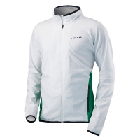 Ветровка Head Jacket JB Club Woven 816707 White/Green