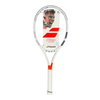 Ракетка для тенниса Babolat Pure Strike Lite 101378 White/Red