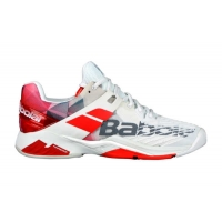 Кроссовки Babolat Propulse Fury All Court Man 30S18208 White/Red