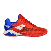 Кроссовки Babolat Propulse Fury Clay Man 30S18425 Red/Blue