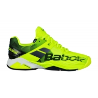 Кроссовки Babolat Propulse Fury Clay Man 30S18425 Yellow/Black