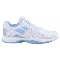 Кроссовки Babolat Pulsion All Court Lady 36S18341 White/Cyan
