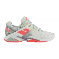 Кроссовки Babolat Propulse Fury All Court Lady 31S18477 White/Red