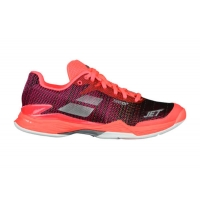 Кроссовки Babolat Jet Mach 2 Clay Lady 31S18685 Red/Pink