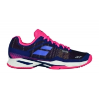Кроссовки Babolat Jet Mach All Court Lady 31S18651 Blue/Pink